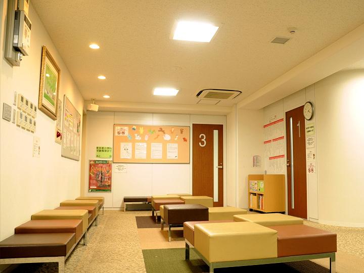 麻布教室の授業風景