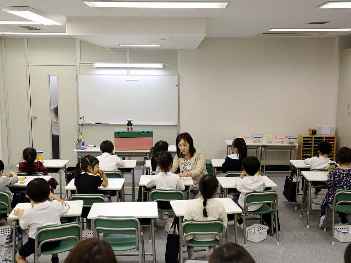 新宿教室の授業風景