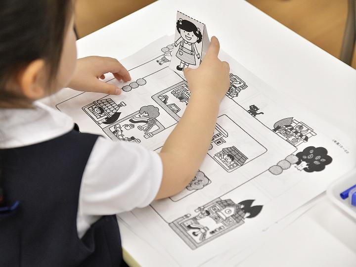 大崎教室の授業風景