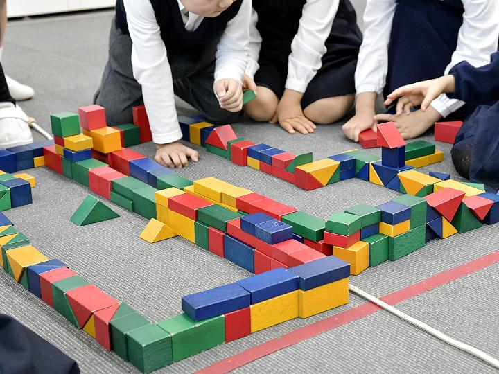 二子玉川教室の授業風景