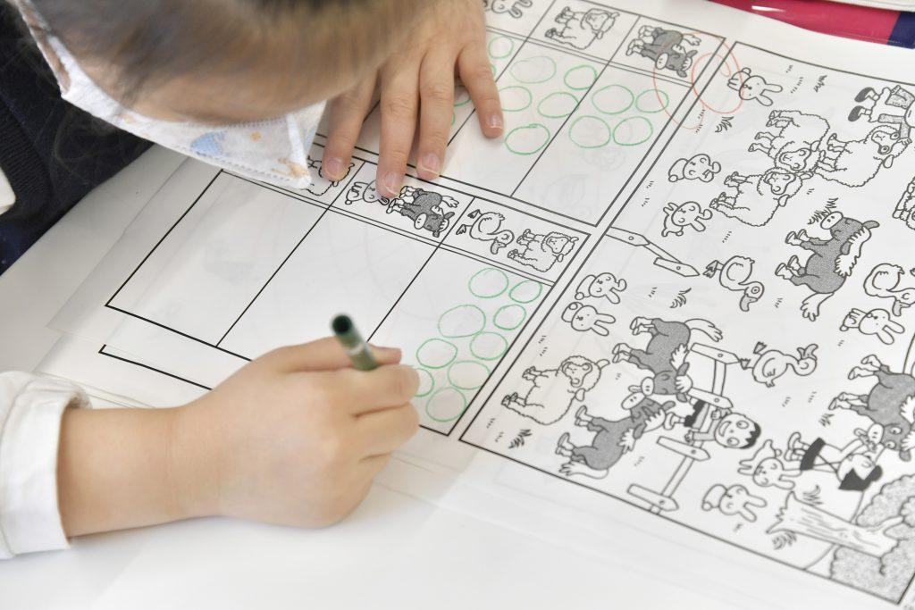 浦和教室の授業風景