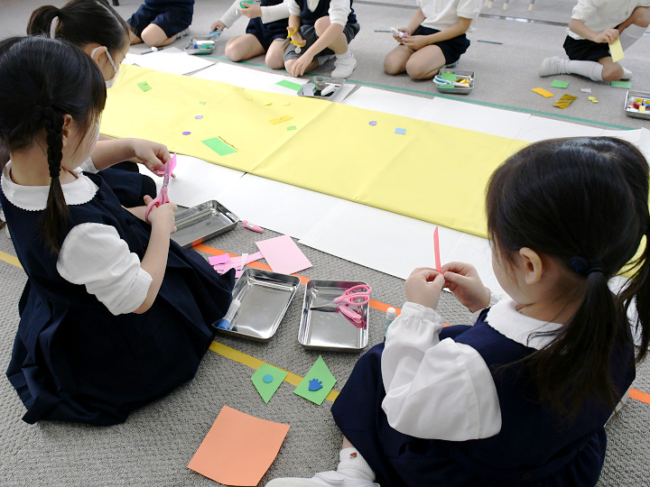 浅草教室の授業風景