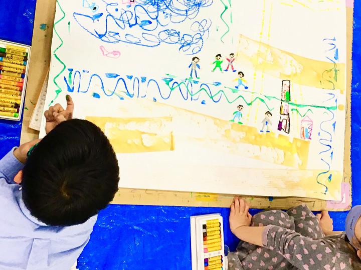 西宮北口教室の授業風景