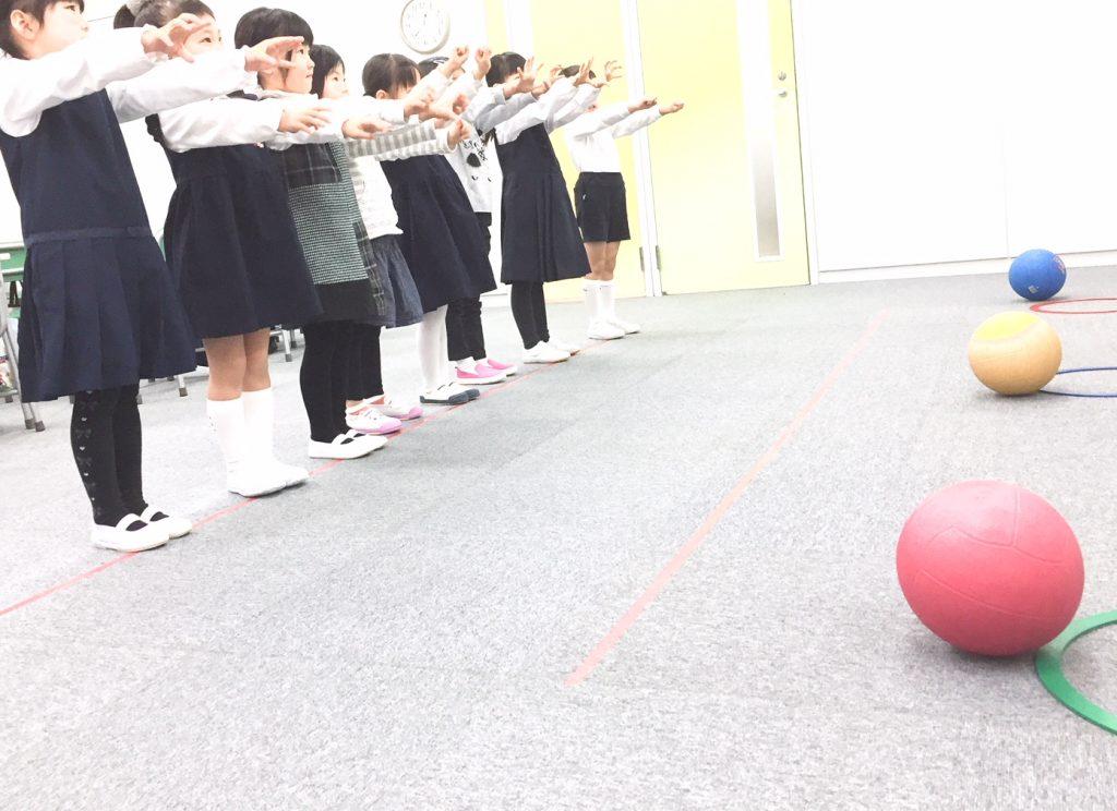 上本町教室の授業風景