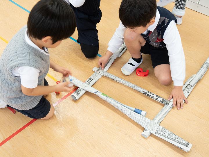 市川教室の授業風景