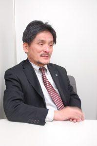 伸芽会教育研究所 飯田 道郎が小...